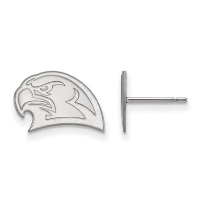 Picture of Miami University Redhawks Sterling Silver Extra Small Post Earrings