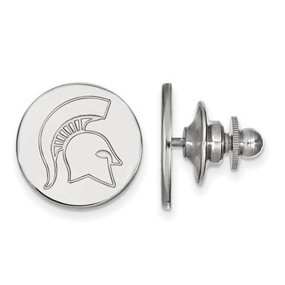Picture of Michigan State University Spartans Sterling Silver Lapel Pin