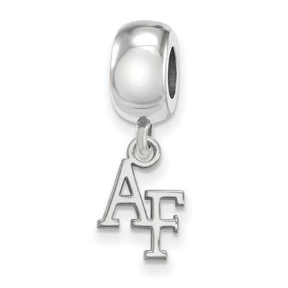 Picture of U.S. Air Force Academy Falcons Sterling Silver Extra Small Dangle Bead