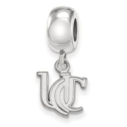 Picture of University of Cincinnati Bearcats Sterling Silver Extra Small Dangle Bead Charm