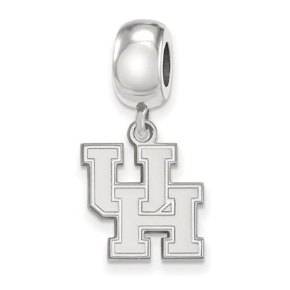 Picture of University of Houston Cougars Sterling Silver Small Dangle Bead