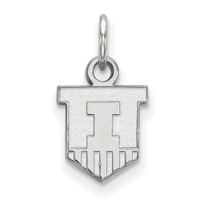 Picture of University of Illinois Fighting Illini Sterling Silver Extra Small Pendant
