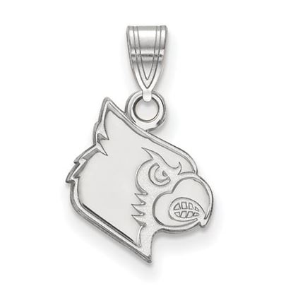 Picture of University of Louisville Cardinals Sterling Silver Small Pendant