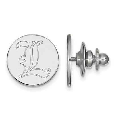 Picture of University of Louisville Cardinals Sterling Silver Lapel Pin
