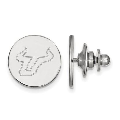 Picture of University of South Florida Bulls Sterling Silver Lapel Pin