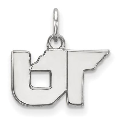 Picture of University of Tennessee Sterling Silver Extra Small Pendant