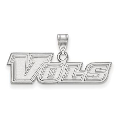 Picture of University of Tennessee Volunteers Sterling Silver Small Pendant