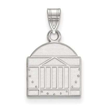 Picture of University of Virginia Cavaliers Sterling Silver Small Pendant