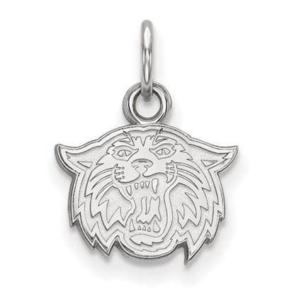 Picture of Villanova University Wildcats Sterling Silver Extra Small Pendant