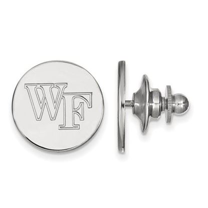 Picture of Wake Forest University Demon Deacons Sterling Silver Lapel Pin