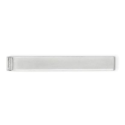 Picture of Sterling Silver Polished 6.3mm Classic Tie Bar