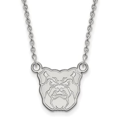Picture of Butler University Bulldogs Sterling Silver Small Necklace