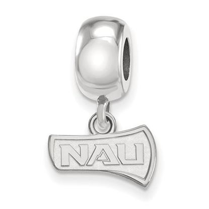 Picture of Northern Arizona University Lumberjacks Sterling Silver Dangle Charm Bead