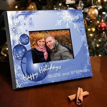 Personalized Merry Christmas Frame