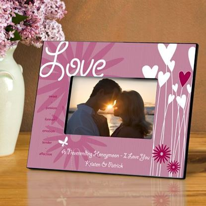 Personalized Heart Throb Valentine's Day Picture Frame