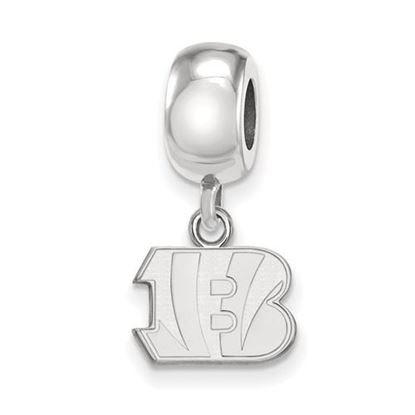 Picture of Cincinnati Bengals Sterling Silver Dangle Charm Bead
