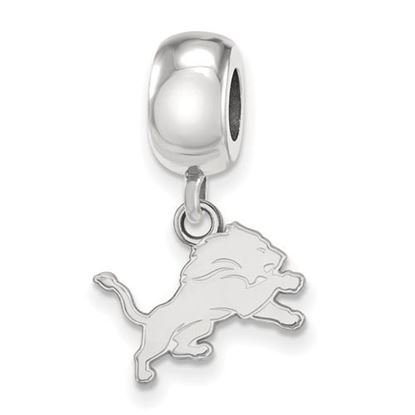 Picture of Detroit Lions Sterling Silver Dangle Charm Bead