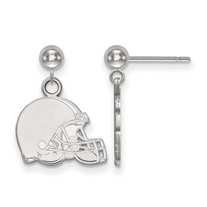 Picture of Cleveland Browns Sterling Silver Dangle Earrings
