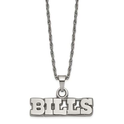 Picture of Buffalo Bills Stainless Steel Pendant Necklace