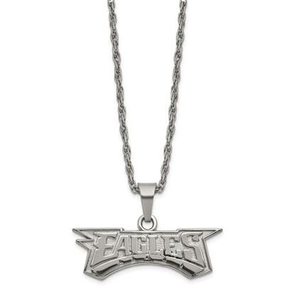 Picture of Philadelphia Eagles Stainless Steel Pendant Necklace