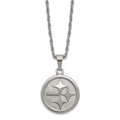 Picture of Pittsburgh Steelers Stainless Steel Pendant Necklace