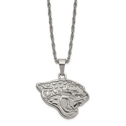 Picture of Jacksonville Jaguars Stainless Steel Pendant Necklace