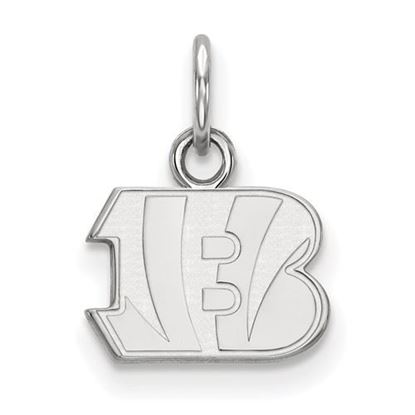 Picture of Cincinnati Bengals Sterling Silver Extra Small Pendant