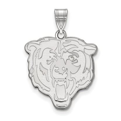 Picture of Chicago Bears Sterling Silver Large Pendant