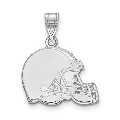 Picture of Cleveland Browns Sterling Silver Medium Pendant