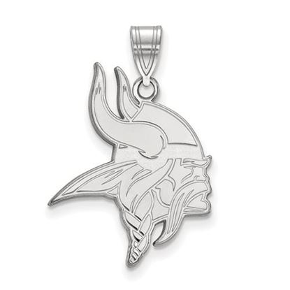 Picture of Minnesota Vikings Sterling Silver Medium Pendant