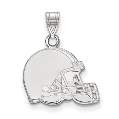 Picture of Cleveland Browns Sterling Silver Small Pendant