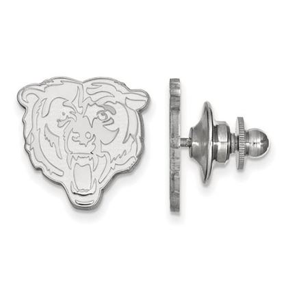 Picture of Chicago Bears Sterling Silver Lapel Pin