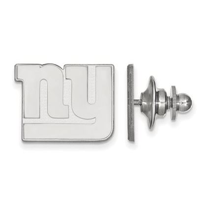 Picture of New York Giants Sterling Silver Lapel Pin
