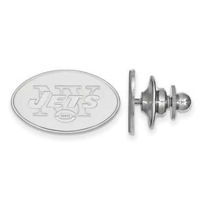 Picture of New York Jets Sterling Silver Lapel Pin