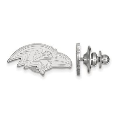 Picture of Baltimore Ravens Sterling Silver Lapel Pin