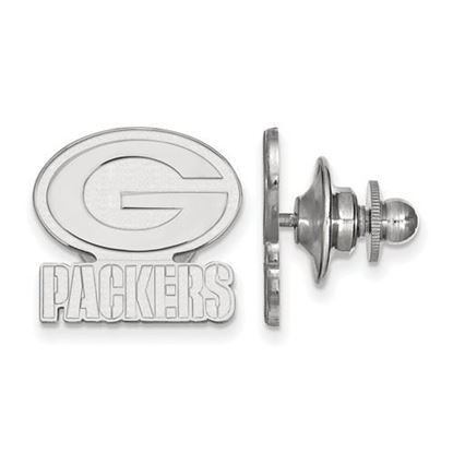 Picture of Green Bay Packers Sterling Silver Lapel Pin