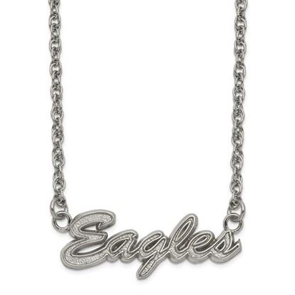 Picture of Philadelphia Eagles Stainless Steel Script Necklace