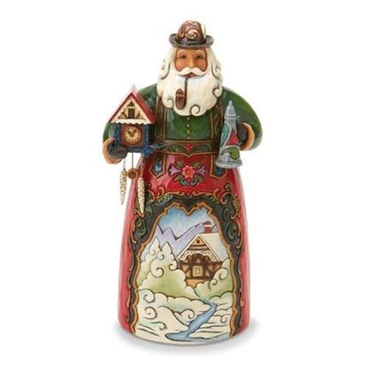 German Santa Figurine-Heartwood Creek
