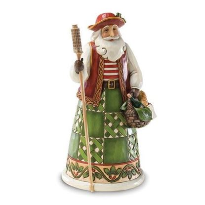 Italian Santa Figurine-Heartwood Creek