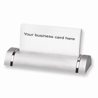 Satin Finish Business Card Holder