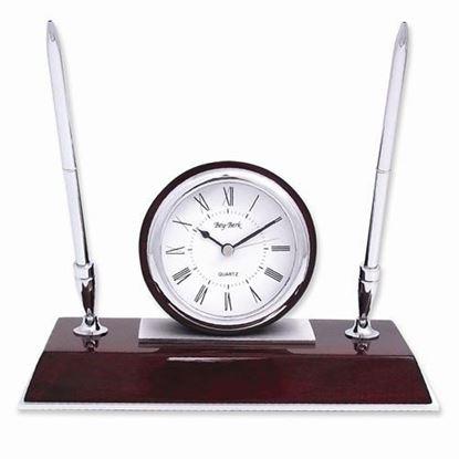 Dresden Clock 2 Pen Holder