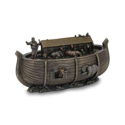 Noah's Ark Figurine