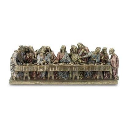 The Last Supper Statue