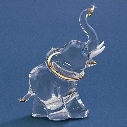Glass Baron® Elephant Figurine