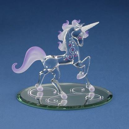 Glass Baron® Unicorn Fairy Tales Figurine