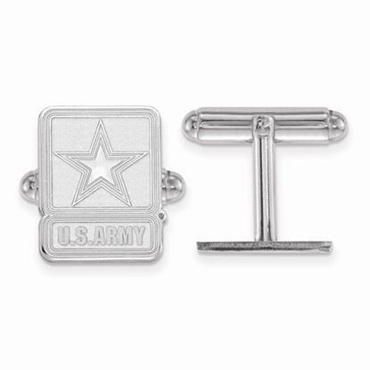 U.S. Army Sterling Silver Cuff Links