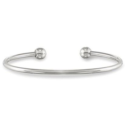 Picture of Sterling Silver Bangle Bracelet