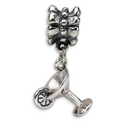 Picture of Sterling Silver Margarita Dangle Bead
