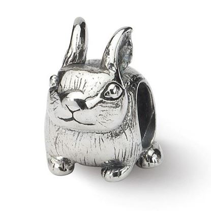 Picture of Sterling Silver Bunny Bead