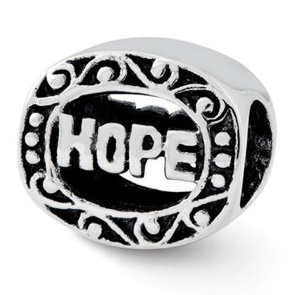 Picture of Sterling Silver Hope Bead